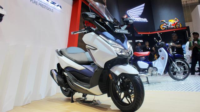 Honda Forza 250 Banting Harga, Diskon Tembus Rp 11 Juta (529235)