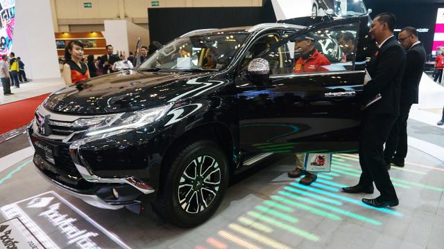 1.000 Unit Tambahan Mitsubishi Pajero Sport Edisi Terbatas  (98898)
