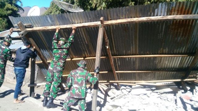 Gempa Berpotensi Tsunami, Warga Lombok Bingung Cari Tempat Evakuasi  (109815)