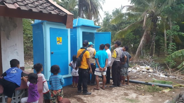 Gempa 7 Magnitudo di Lombok Utara Terasa Sampai Bali (40602)
