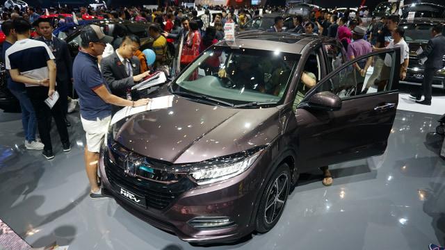 Toyota Rush Kokoh di Puncak, Daihatsu Terios Tergeser Honda HR-V (466255)