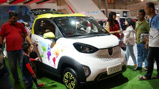 Tarik Pemain Kendaraan Listrik China dengan Regulasi Bebas Pajak hingga 8 Tahun  (659033)