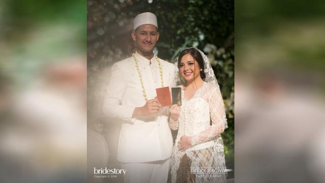 Jalinan Asmara Tasya Kamila dan Randi Bachtiar Berawal dari Dijodohkan (842175)