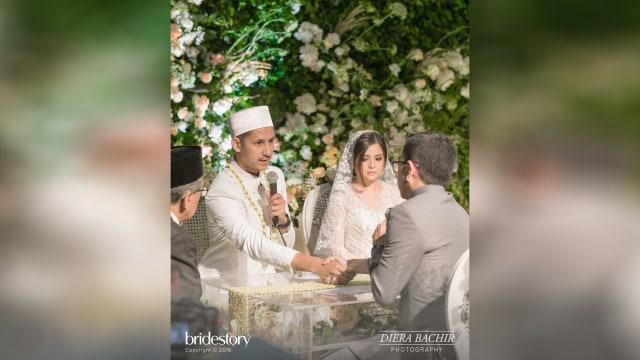 Jalinan Asmara Tasya Kamila dan Randi Bachtiar Berawal dari Dijodohkan (842174)