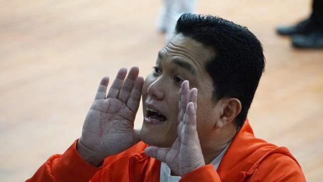Pernah Menolak Jadi Menteri, Erick Thohir Akhirnya Masuk Kabinet (63528)