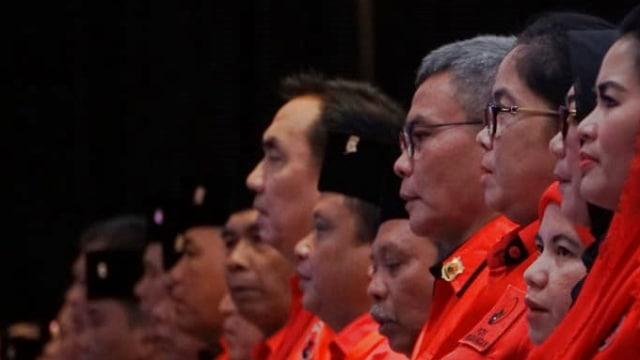 Johan Budi, Pembekalan Bacaleg DPR RI
