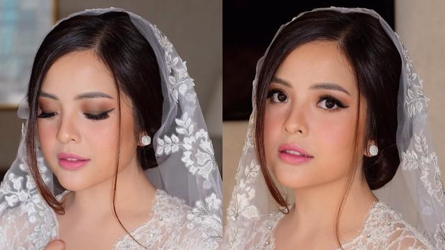Riasan Natural Tasya Kamila Saat Menikah Tuai Pujian Netizen (866471)