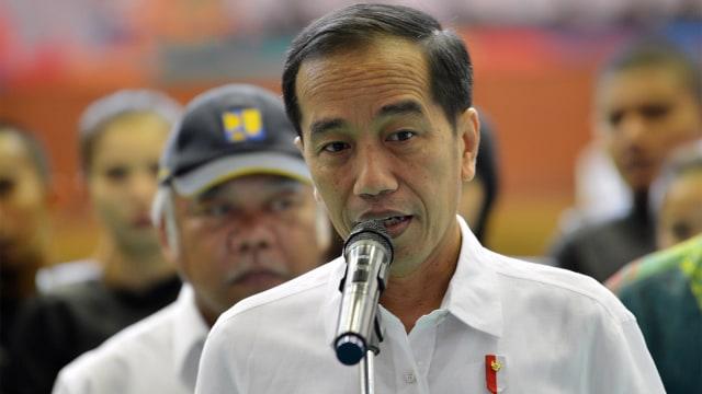 Lipsus, Duel Kedua Jokowi-Prabowo, Joko Widodo, Jokowi, gempa lombok