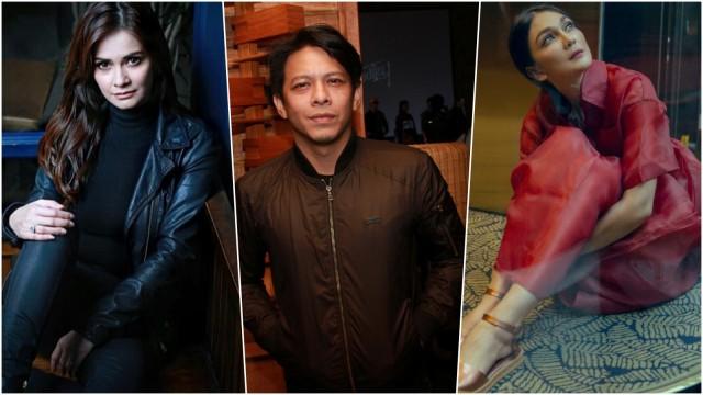 Kolase Cut Tari, Ariel Noah, Luna Maya