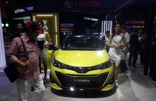 Skema Cicilan Rp 3 Jutaan New Toyota Yaris Kumparan Com