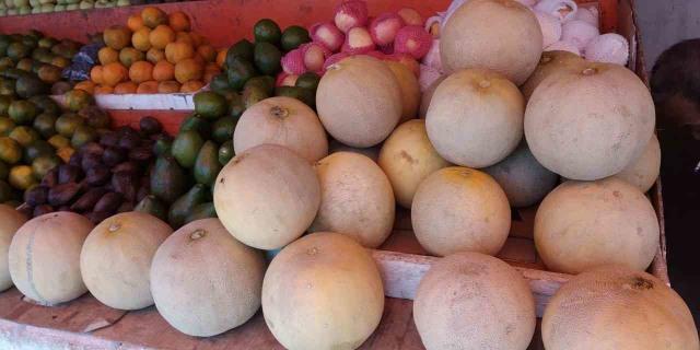 Meski Mahal, Buah Melon Kangean Sumenep Ini Laris Manis (78046)