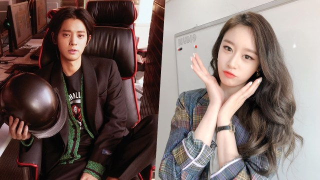 Jung Joon Young dan Jiyeon T-ara