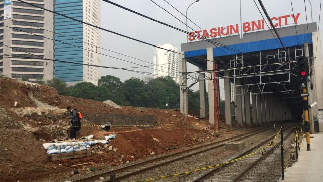 Dampak Banjir Jakarta, Kereta Bandara Setop Operasi