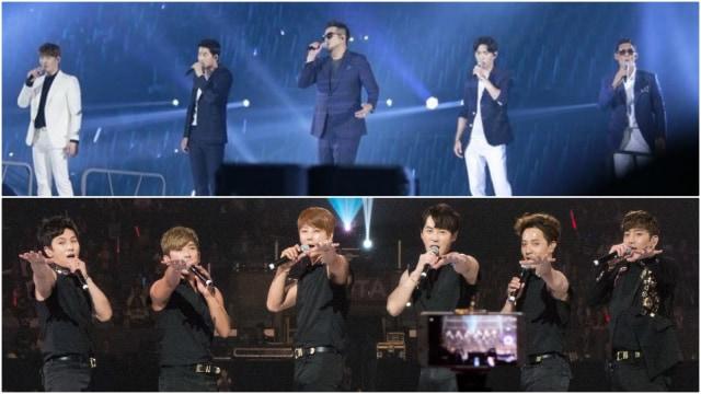 G.O.D dan Shinhwa