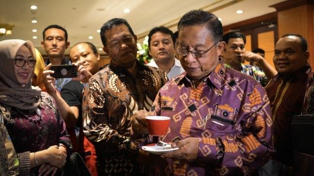 Darmin Nasution, Menteri Koordinator Perekonomian Indonesia