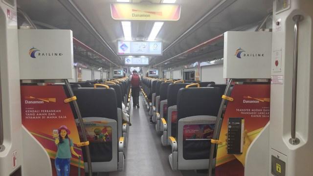 Railink Jalankan Lagi Kereta Bandara Rabu Besok, Tarif Promo Mulai Rp 5.000 (220017)