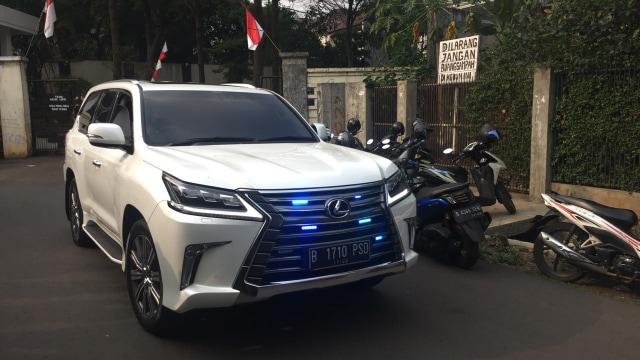 Menhan Prabowo Doyan Mobil 4x4, Ini Koleksi Lengkapnya  (20903)