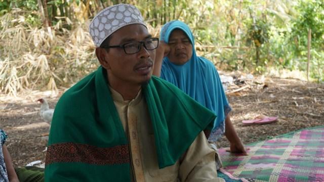 Perjuangan Ustaz Narto Selamat dari Timbunan Puing Masjid di Lombok (96197)