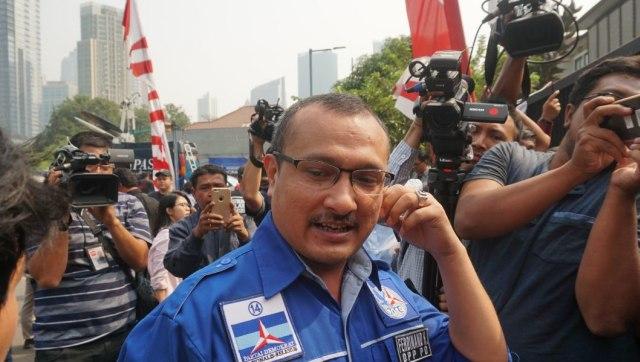 Partai Demokrat Respons Hotman Paris: SBY Ultimatum Roy Suryo (23907)