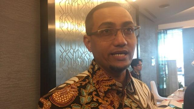 Direktur Pengembangan Bursa Efek Indonesia (BEI), Hasan Fawzi
