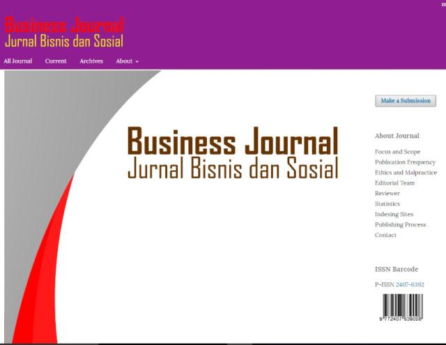 Perguruan Tinggi di Indonesia Perlu Memiliki Jurnal Online ...