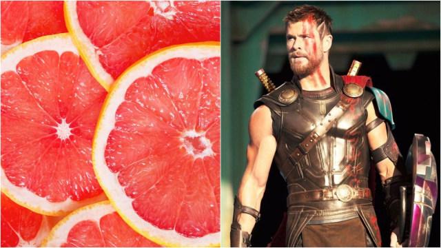 Makanan dan Minuman Favorit Ala Superhero The Avengers  (13733)