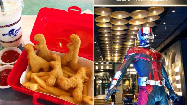 Makanan dan Minuman Favorit Ala Superhero The Avengers  (13736)