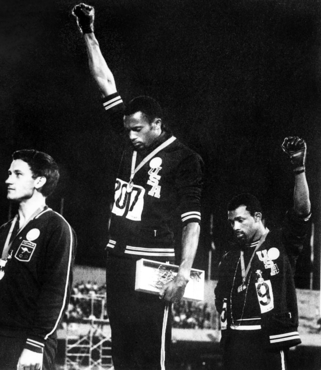Black Power Salute (NOT COVER)