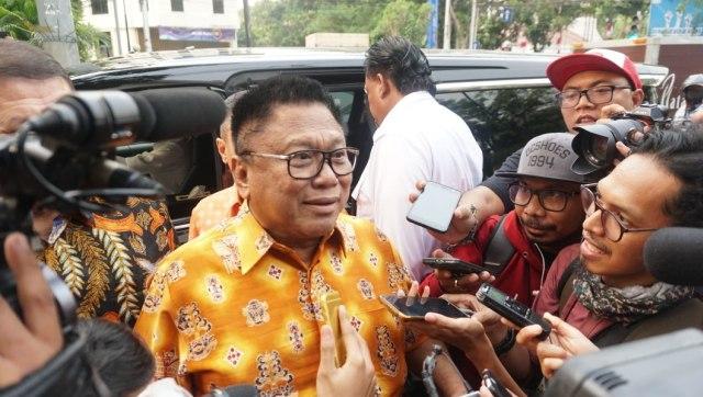 Oesman Sapta Odang, Ketua Umum Partai Hanura