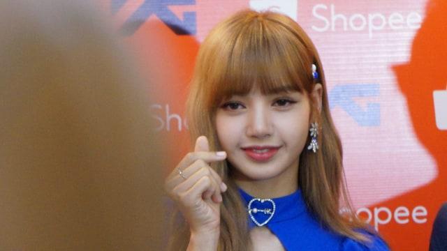 Lisa Blackpink Jadi Perempuan Tercantik di Asia 2020, Ini Rahasia Kecantikannya (2)