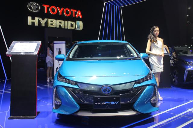 Toyota Prius PHEV, GIIAS 2018
