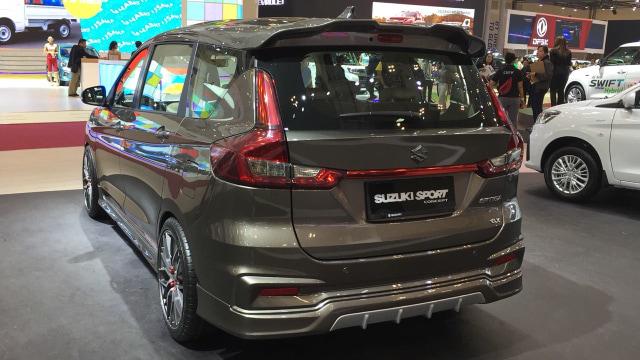 Suzuki Sport Concept all new Ertiga