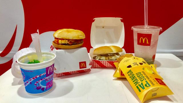 6 Menu Baru McDonald's Indonesia