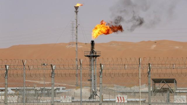 Kilang minyak, Aramco, Arab Saudi