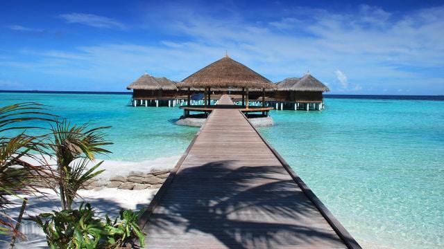 Bisa Menginap Sepuasnya, Resor di Maladewa Ini Tawarkan Paket All You Can Stay! (123474)