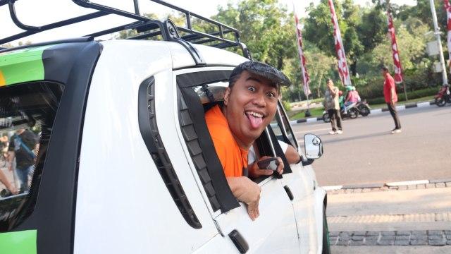 Cast Film DOA, Pemain Film DOA, Pandji Pragiwaksono, Pendopo Balai Kota