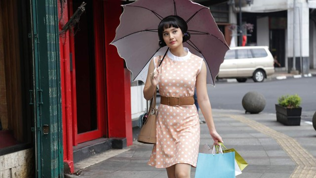 Tatjana Saphira di film 'Sweet 20'