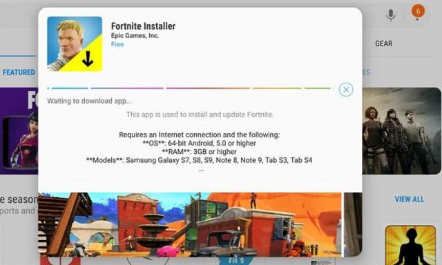Epic Games Merilis Fortnite Android Beta, Berikut