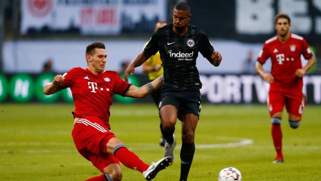 Bayern Muenchen vs Eintracht Frankfurt