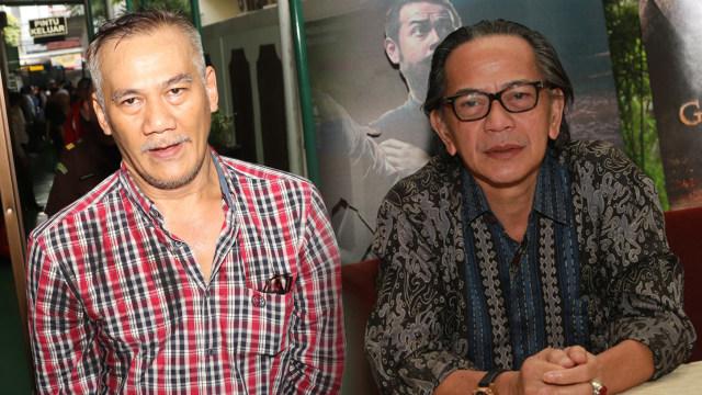 Tio Pakusadewo vs Ray Sahetapy, Siapa Aktor Senior Favorit Kalian? (181006)