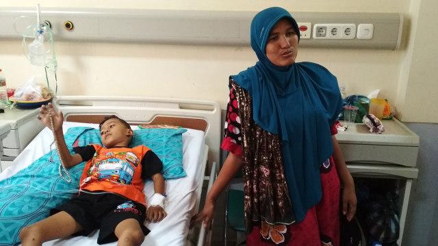 Seorang Siswa, Aceh, Tak Bisa Berjalan Usai Disuntik, Vaksin MR