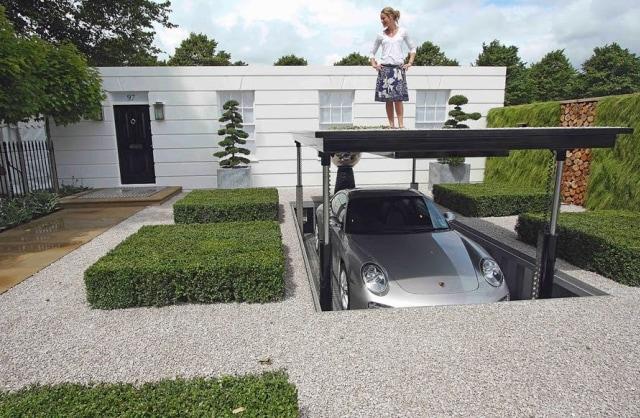 5 Konsep Model Garasi Rumah Untuk Hunian Kesayangan Kumparan Com