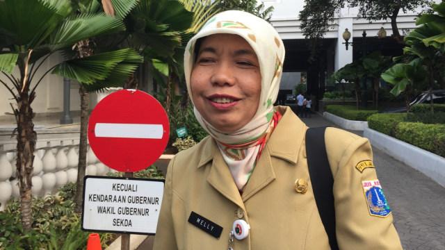Plt Kadis Perumahan Rakyat dan Kawasan Permukiman, DKI Jakarta, Meli Budiastuti