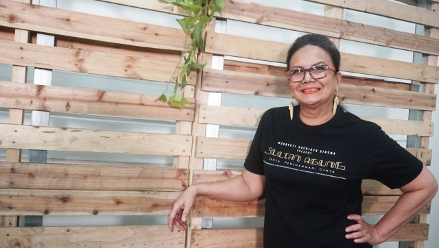 Christine Hakim, Pemeran Film, Sultan Agung