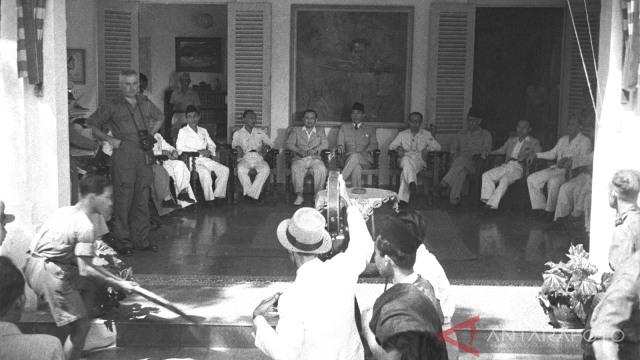 buser, konten spesial, Sukarno, hatta, proklamasi