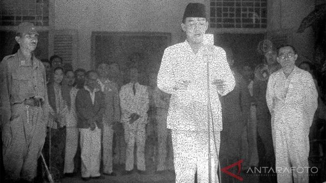 Sukarno, Hatta, Proklamasi, buser, konten spesial