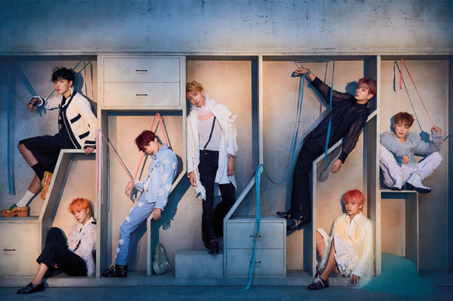 Konsep Love Yourself: Answer BTS