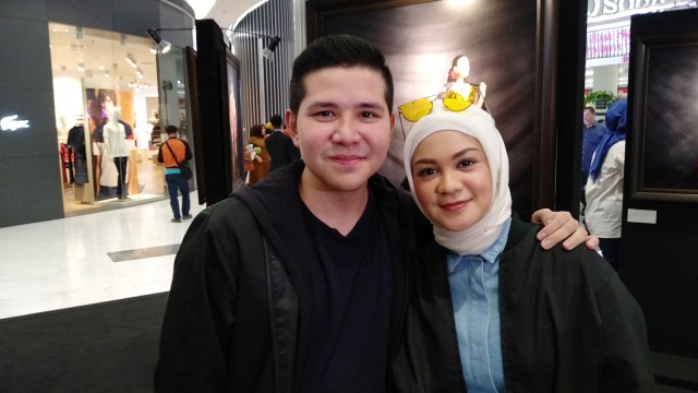 Haykal Kamil Ingin Punya Tujuh Anak (720454)