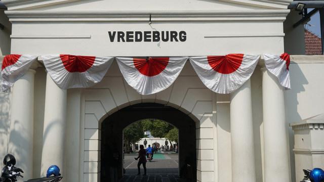 Benteng Vredeburg Yogyakarta, buser, konten spesial