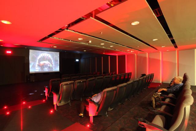 Fasilitas Bioskop di Changi International Airport